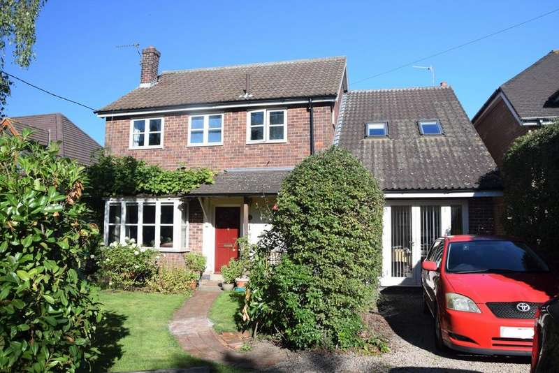 4 Bedrooms Detached House for sale in Spring Lane, Packington, LE65