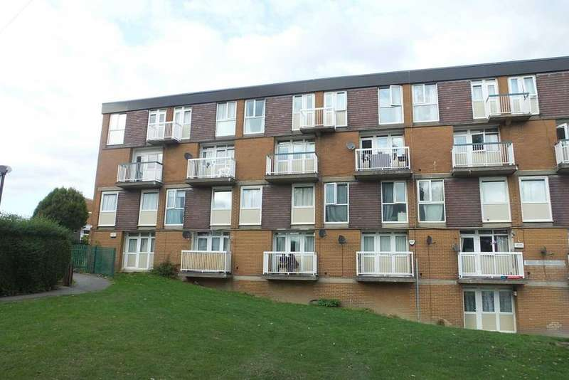 2 Bedrooms Maisonette Flat for sale in White Thorns Close, Sheffield, S8 8ES