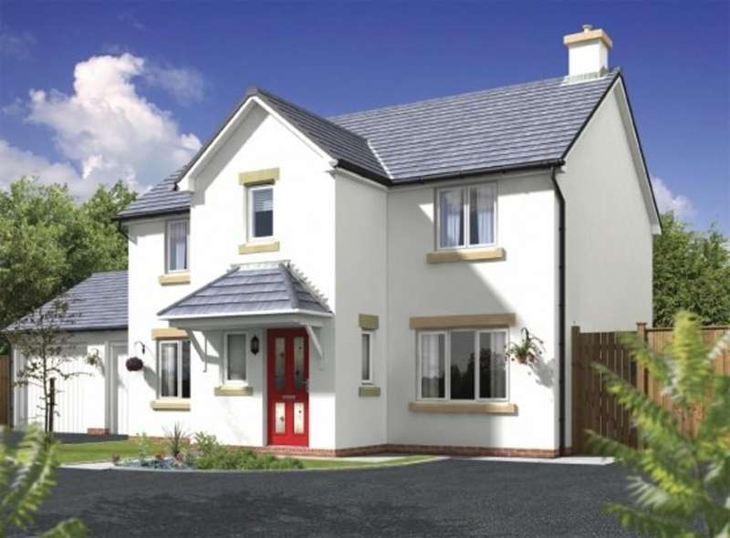 4 Bedrooms Detached House for sale in Buckleigh Road, Westward Ho