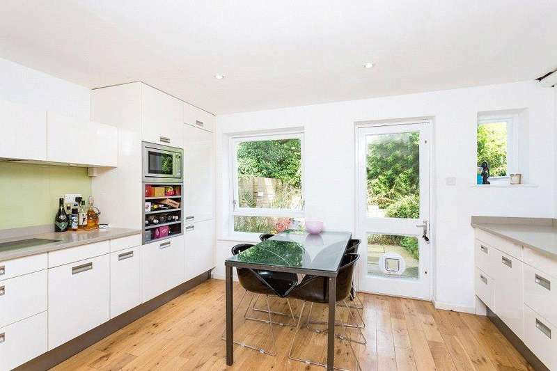 3 Bedrooms House for sale in Thane Villas, London, N7