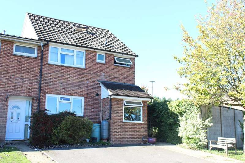 4 Bedrooms Semi Detached House for sale in The Classics, Lambourn RG17