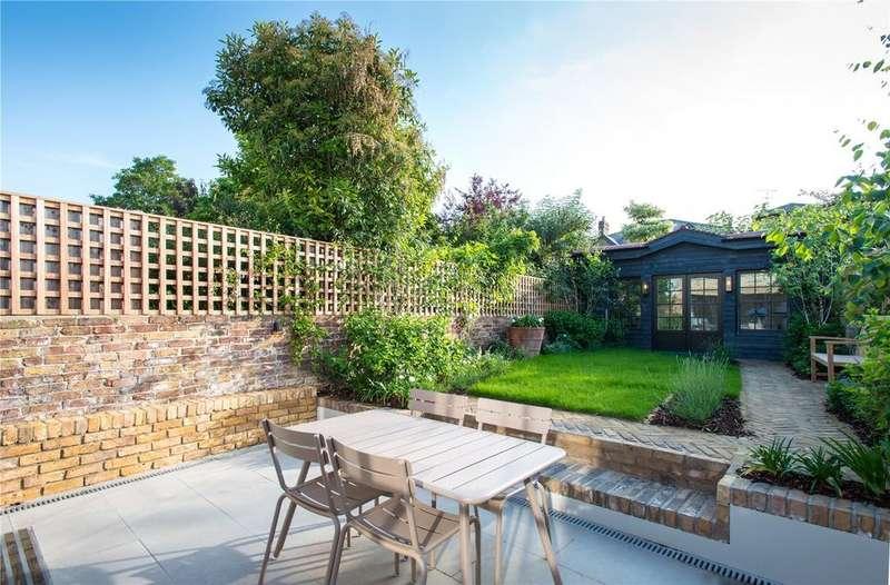 5 Bedrooms Terraced House for sale in Ashchurch Grove, Ravenscourt Park, London, W12