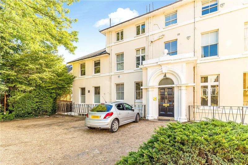 4 Bedrooms Maisonette Flat for sale in Southdown House, 11 Lansdowne Road, SW20
