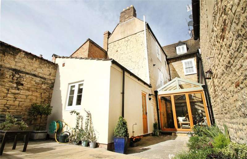 5 Bedrooms Detached House for sale in Broad Street, Stamford, Lincolnshire