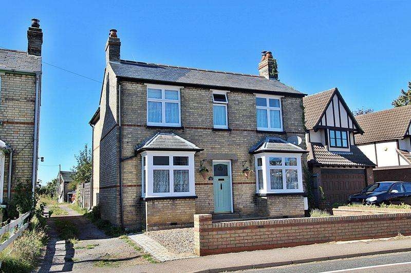 3 Bedrooms Detached House for sale in Church Street, Langford