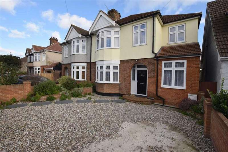 5 Bedrooms Semi Detached House for sale in Southend Road, Grays, Essex