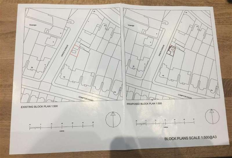 Land Commercial for sale in Compton Road, Winchmore HIll, London