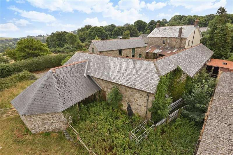 4 Bedrooms Detached House for sale in Addiscott, South Tawton, Okehampton, Devon, EX20