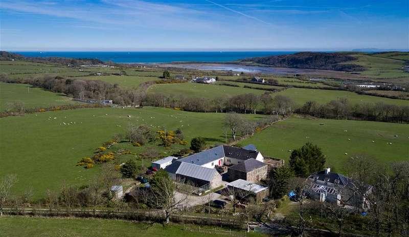 4 Bedrooms Detached House for sale in Cwm Deri, Dulas