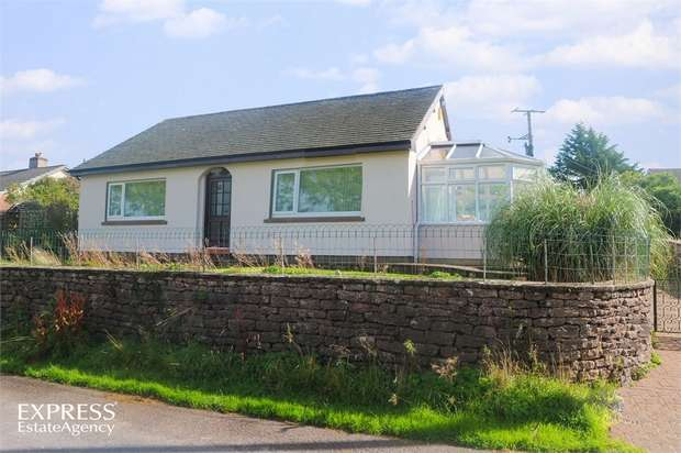 3 Bedrooms Detached Bungalow for sale in Hartley, Hartley, Kirkby Stephen, Cumbria