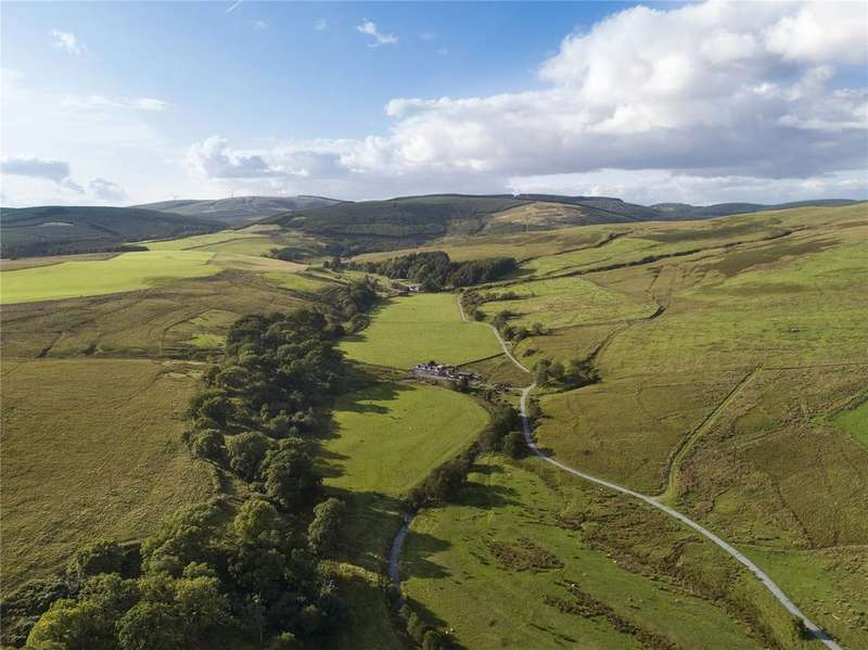 Farm Commercial for sale in The Evertown Portfolio - Lot 2, Cleuchfoot Farm, Langholm, Dumfriesshire, DG13
