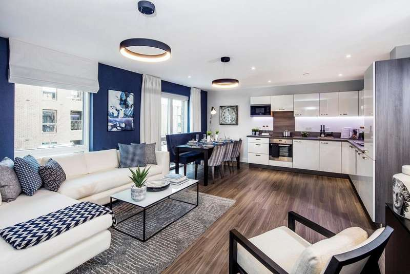 2 Bedrooms Apartment Flat for sale in Brand New Development, Upton Park, Eastham, London, E13