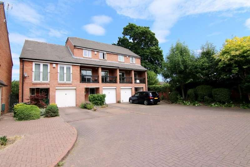 5 Bedrooms Town House for sale in Waverton Mill Quays, Waverton, Chester, CH3