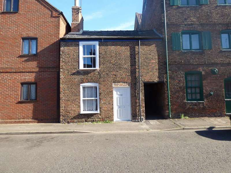 2 Bedrooms End Of Terrace House for sale in Double Street, Spalding