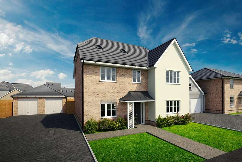 5 Bedrooms Detached House for sale in Fusiliers Green, Great Bentley
