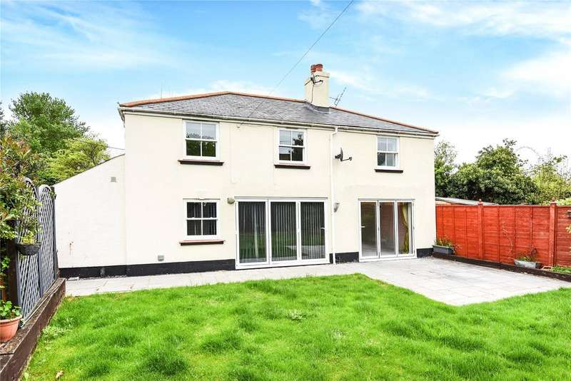 4 Bedrooms Detached House for sale in Roses Lane, Windsor, Berkshire, SL4