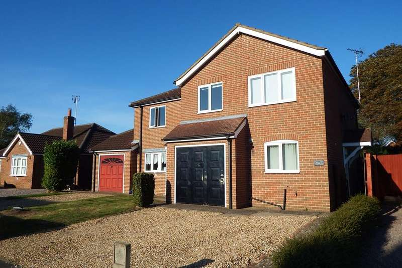 3 Bedrooms Semi Detached House for sale in The Brambles, Holbeach, PE12