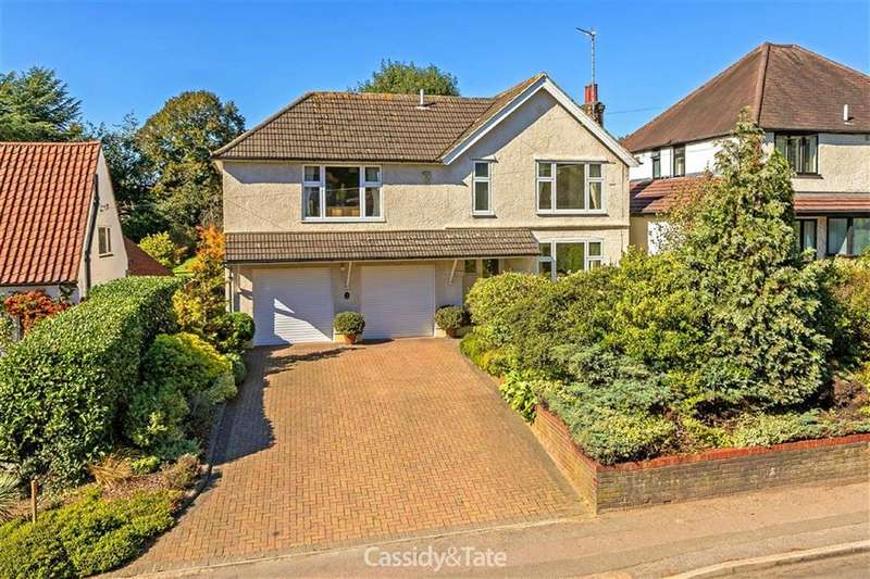 4 Bedrooms Property for sale in Harpenden Road, St Albans, Hertfordshire