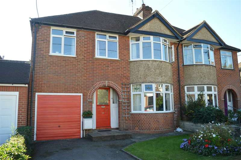 4 Bedrooms Semi Detached House for sale in Sixth Avenue, Chelmsford