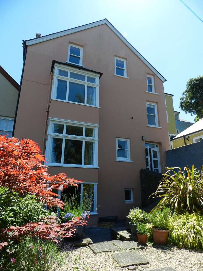 5 Bedrooms Terraced House for sale in Goat Street, Haverfordwest, Pembrokeshire