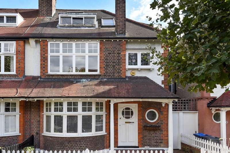 5 Bedrooms House for sale in Compton Road, London, SW19