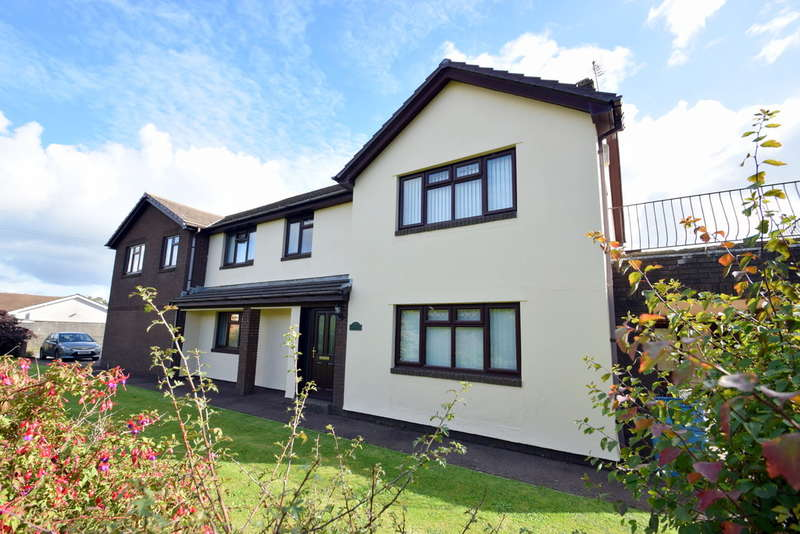 6 Bedrooms Detached House for sale in Pontannedd, Heol Broom, Maudlam, Bridgend County Borough, CF33 4PN