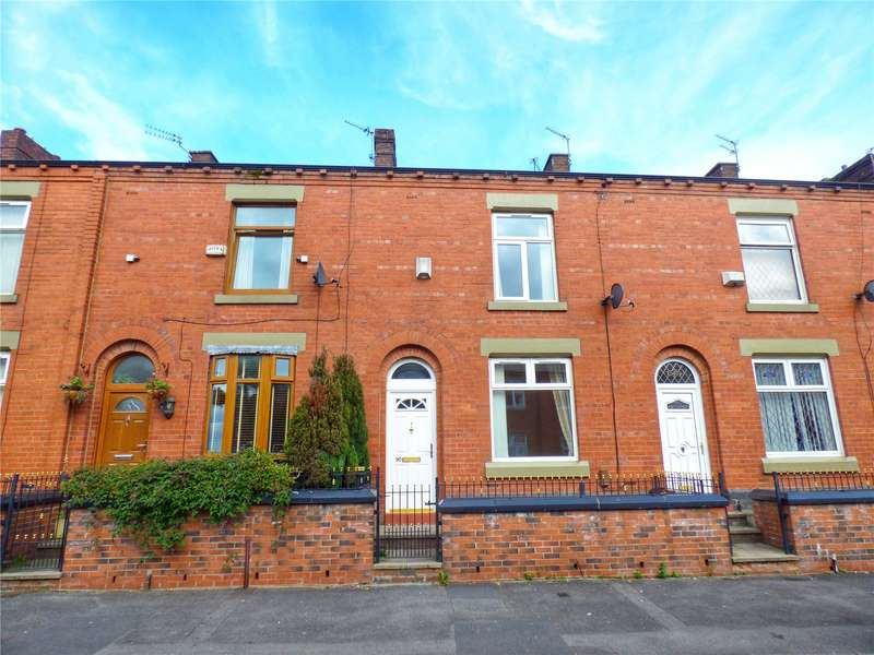 2 Bedrooms Terraced House for sale in Vulcan Street, Derker, Oldham, Greater Manchester, OL1