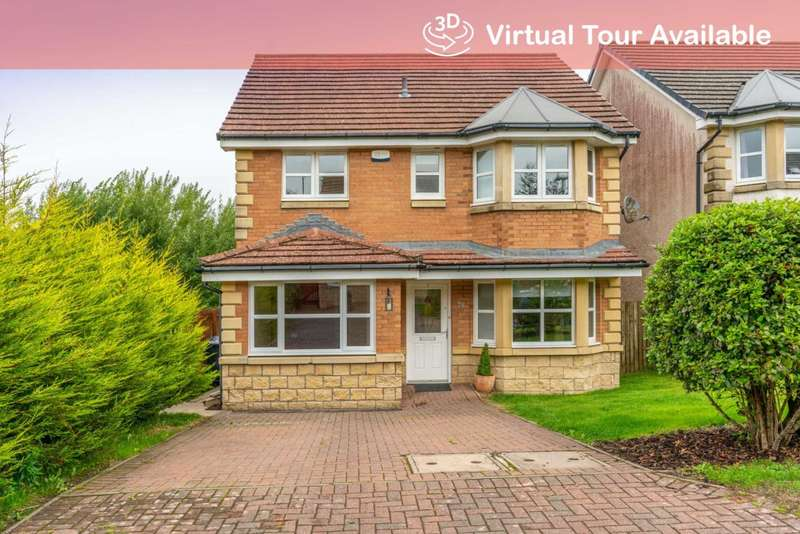 4 Bedrooms Detached House for sale in Leyland Avenue, Hamilton