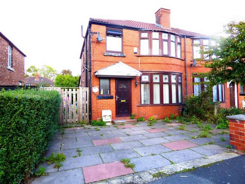 5 Bedrooms Semi Detached House for sale in Brentbridge Road, Fallowfield, Manchester, M14