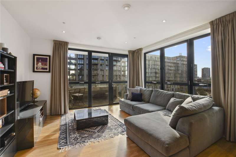 3 Bedrooms Flat for sale in Festuca House, 38 Mirabelle Gardens, London, E20