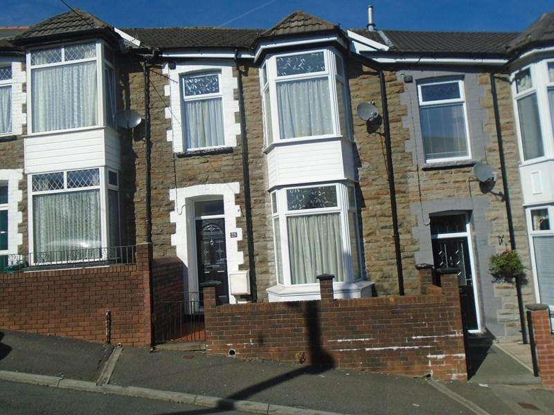 3 Bedrooms Terraced House for sale in Pine Street, Ferndale