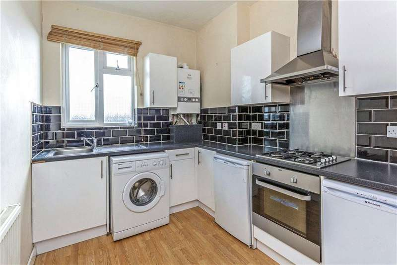 3 Bedrooms Apartment Flat for sale in Auckland Hill, London, SE27