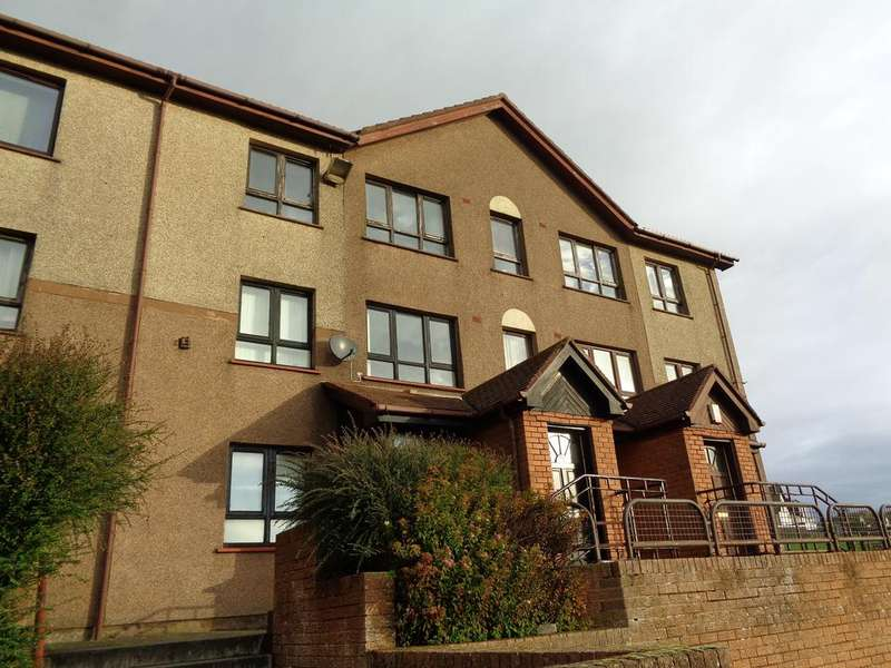 1 Bedroom Flat for sale in Parkend Gardens, Saltcoats KA21