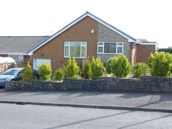 2 Bedrooms Detached Bungalow for sale in Brockwell Lane, Brockwell, Chesterfield S40
