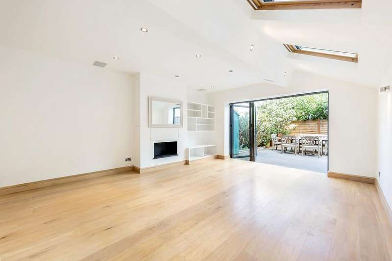 4 Bedrooms House for sale in Bothwell Street, Hammersmith, London