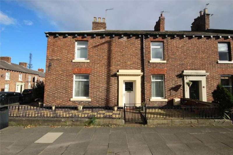 3 Bedrooms End Of Terrace House for sale in 19 Dalston Road, Carlisle, Cumbria