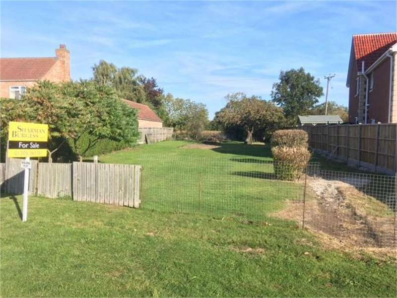 Land Commercial for sale in 50 Littlemoor Lane, Sibsey, Boston, Lincolnshire