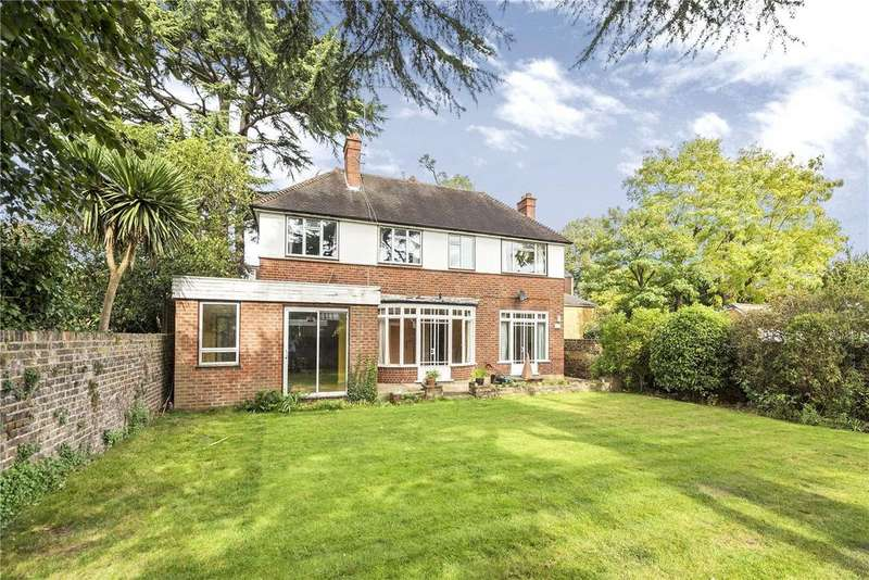 5 Bedrooms Detached House for sale in Temple Sheen Road, East Sheen, London, SW14