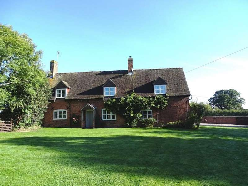 5 Bedrooms Detached House for sale in Ightfield, Whitchurch, Shropshire