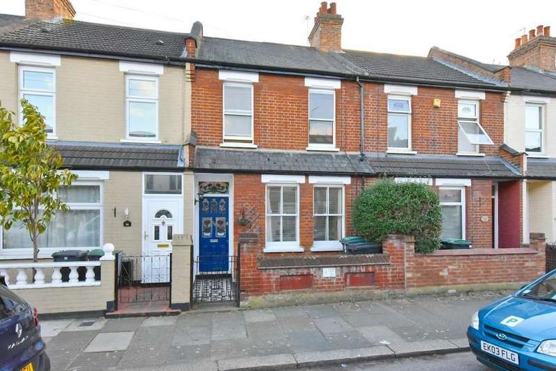 3 Bedrooms Terraced House for sale in Rosebery Avenue, Tottenham