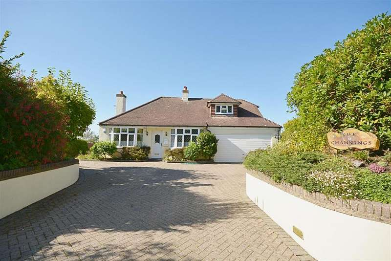 4 Bedrooms Detached Bungalow for sale in Marlpits Lane Ninfield,