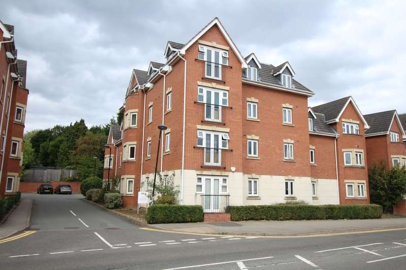 2 Bedrooms Flat for sale in Southfield Road, Hinckley, LE10