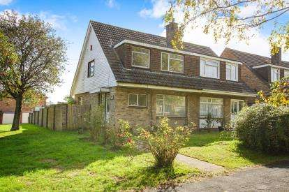 3 Bedrooms Semi Detached House for sale in Wrington Close, Little Stoke, Bristol, South Gloucestershire