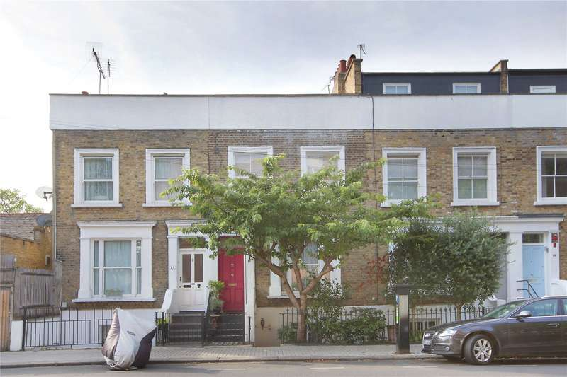 3 Bedrooms Terraced House for sale in Banbury Street, Battersea, SW11