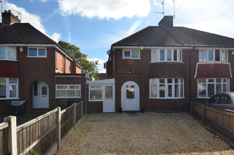 3 Bedrooms Semi Detached House for sale in The Grove, Cofton Hackett, Birmingham, B45