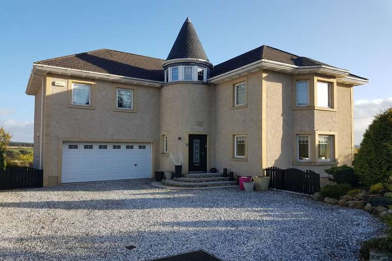 4 Bedrooms Detached House for sale in Finlayson Lane, Carnwath, Lanark, ML11