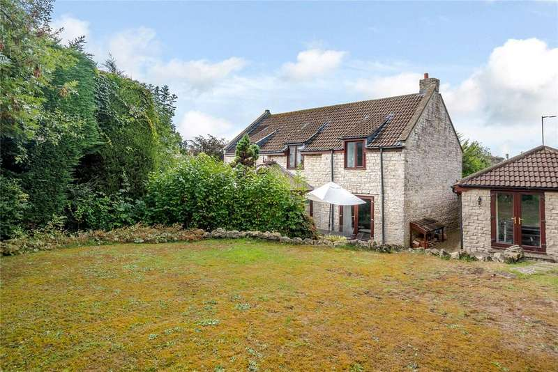 4 Bedrooms Detached House for sale in Bath Road, Farmborough, Bath, Somerset, BA2