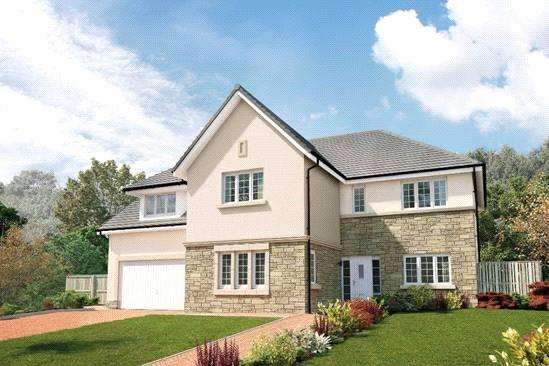 5 Bedrooms Detached House for sale in Plot 43, Dalgleish Drive, Bearsden, Glasgow