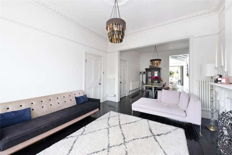 4 Bedrooms Semi Detached House for sale in Hainthorpe Road, West Norwood, London, SE27