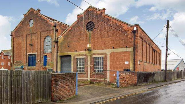 Land Commercial for sale in Factory Lane West, Halstead, Essex, CO9 1EX